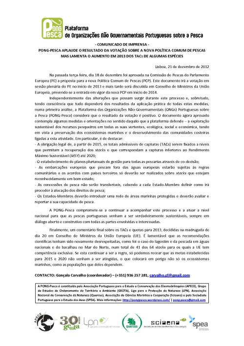 CI_PONG-Pesca_votação nova PCP e quotas 2013_final