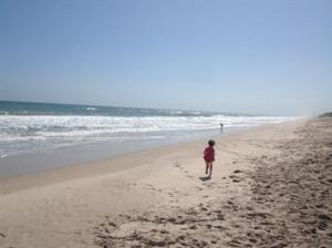 Floridana beach