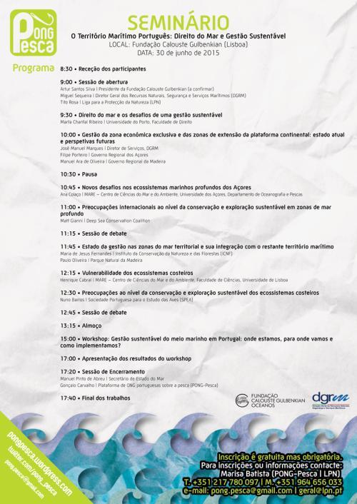 seminario-PONG-Pesca-Direito do Mar e Conservacao -30062015Final