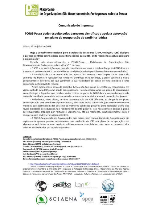 2018-07-13_Comunicado de Imprensa_parecer ICES sardinha iberica para 2019_final-page-001